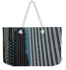 Widy City Perspective 1 Weekender Tote Bag