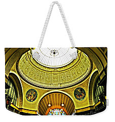 Wiesbaden Casino Weekender Tote Bag by Sarah Loft