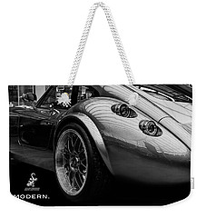 Wiesmann Mf4 Sports Car Weekender Tote Bag
