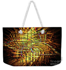 Wigged Out Weekender Tote Bag