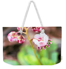 Weekender Tote Bag featuring the photograph Wild And Beautiful 5 by Victor K