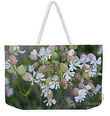 Weekender Tote Bag featuring the photograph Wild And Beautiful 8 by Victor K