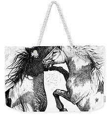 Wild And Free Weekender Tote Bag by Heidi Kriel