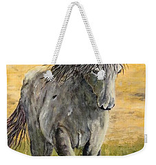 Wild And Free Weekender Tote Bag by Suzanne Theis