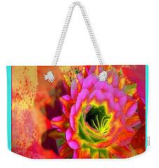 Wild And Wonderful Weekender Tote Bag