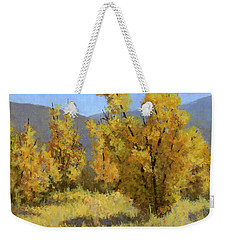 Wild Autumn Weekender Tote Bag