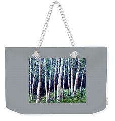 Wild Basin Aspen Weekender Tote Bag