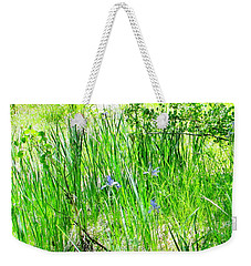 Wild Beauty Weekender Tote Bag by Marilyn Diaz