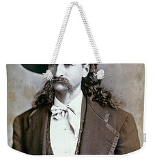 Wild Bill Hickok  1873 Weekender Tote Bag
