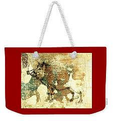 Wild Boar Cave Painting 1 Weekender Tote Bag
