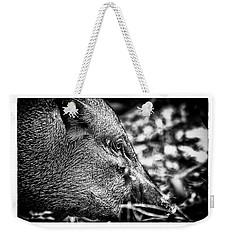 Wild Boar Weekender Tote Bag