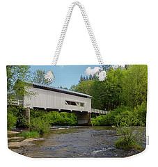 Wild Cat Bridge No. 2 Weekender Tote Bag