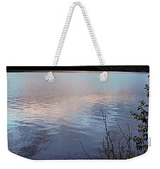 Weekender Tote Bag featuring the photograph Wild Country by Victor K