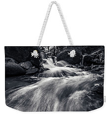 wild creek in Harz, Germany Weekender Tote Bag