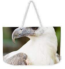 Weekender Tote Bag featuring the photograph Wild Eagle by Jorgo Photography - Wall Art Gallery