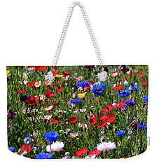 Wild Flower Meadow 2 Weekender Tote Bag