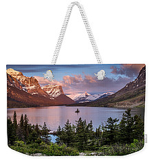 Wild Goose Island Morning 1 Weekender Tote Bag