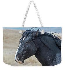 Wild Horse Profile Weekender Tote Bag