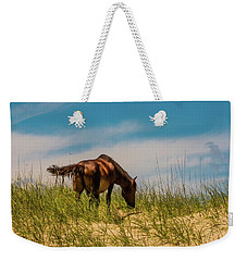 Wild Horse And Dragon Flies Weekender Tote Bag