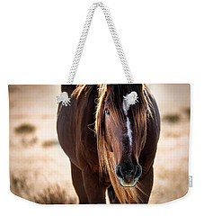 Wild Horse Watching Weekender Tote Bag