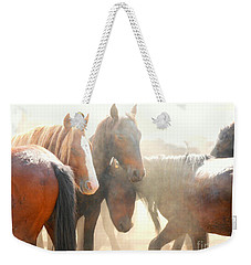 Wild Horses - Australian Brumbies 2 Weekender Tote Bag