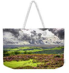 Wild Landscape Of Exmoor, Uk Weekender Tote Bag