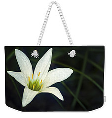 Wild Lily Weekender Tote Bag by Carolyn Marshall
