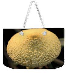 Wild Mushroom 3 Weekender Tote Bag