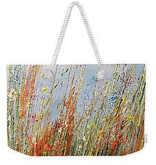 Wild N Hay Weekender Tote Bag