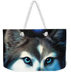 Wild One Weekender Tote Bag