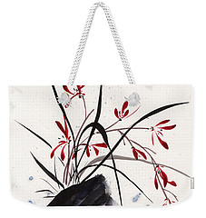 Open Hearts Weekender Tote Bag by Bill Searle