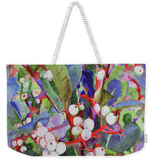 Wild Raisons Weekender Tote Bag