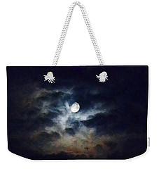 Wild Sky Weekender Tote Bag