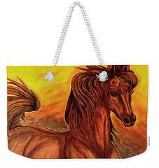 Wild Spirit Weekender Tote Bag