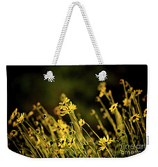 Weekender Tote Bag featuring the photograph Wild Spring Flowers by Kelly Wade