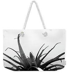 Wild Succulent-  By Linda Woods Weekender Tote Bag by Linda Woods