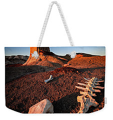 Wild Wild West Weekender Tote Bag