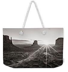 Wild Wild West Weekender Tote Bag