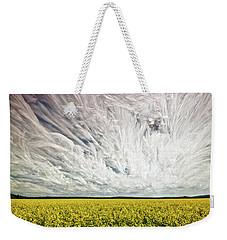 Wild Winds Weekender Tote Bag