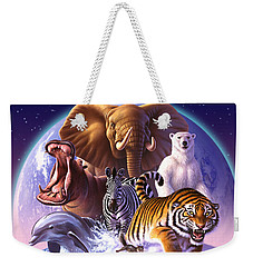 Wild World Weekender Tote Bag