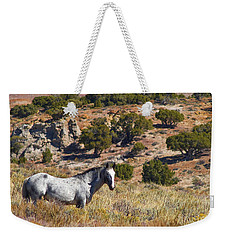 Wild Wyoming Weekender Tote Bag