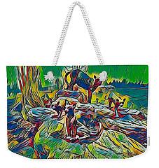 Wildcats Weekender Tote Bag