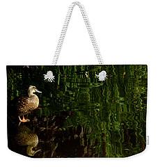 Wilderness Duck Weekender Tote Bag