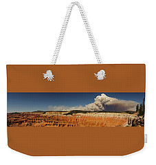 Wildfire Cedar Breaks National Monument Utah Weekender Tote Bag