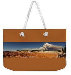 Wildfire Cedar Breaks National Monument Utah Weekender Tote Bag