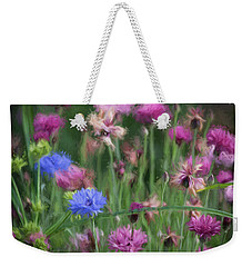 Wildflower Art 1 Weekender Tote Bag