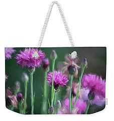 Wildflower Art 2 Weekender Tote Bag