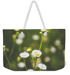 Weekender Tote Bag featuring the photograph Wildflower Beauty by Shelby Young