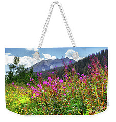 Wildflower Capital Weekender Tote Bag