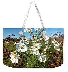 Wildflower Mania Weekender Tote Bag
